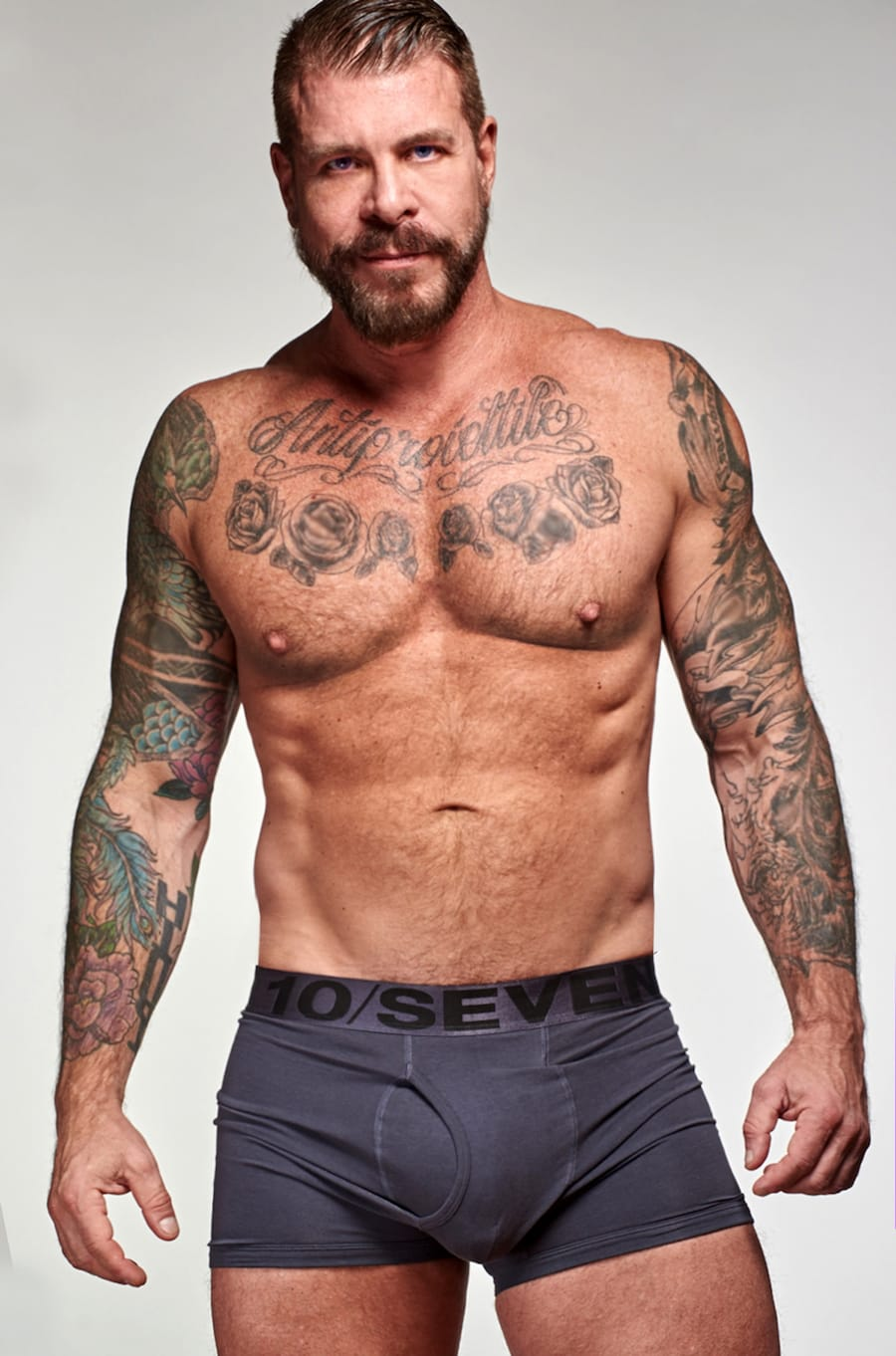 rocco steele gay porn star